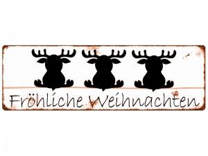 metallschild-shabby-blechschild-froehliche-weihnachten-elch-weihnachten-vintage
